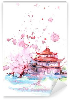 Washable Wall Mural Asia