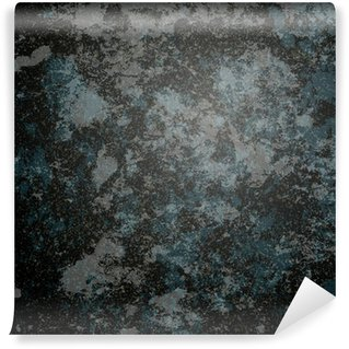 Washable Wall Mural black stone