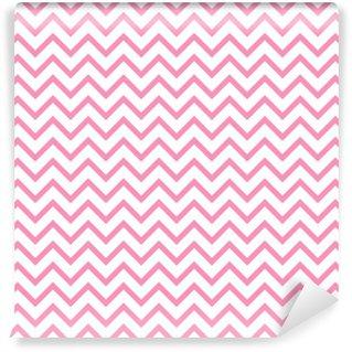 Chevron zigzag black and white seamless pattern. Vector geometric monochrome striped background. Zig zag wave pattern. Chevron monochrome classic ornament.