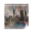 Fond ville grunge Washable Wall Mural