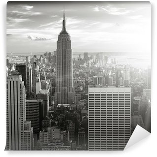 New York skyline Washable Wall Mural