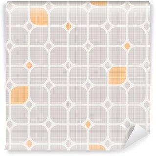 Washable Wall Mural seamless geometric pattern