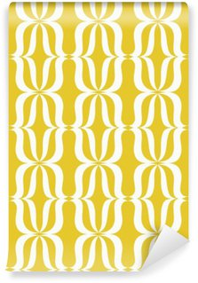 seamless vintage pattern Washable Wall Mural