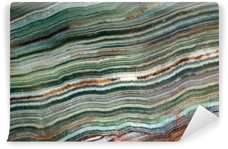 Washable Wall Mural Texture of gemstone onyx
