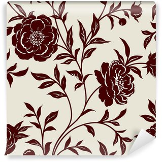 Washable Wall Mural Wallpaper floral
