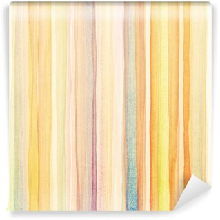 Washable Wall Mural Watercolor background
