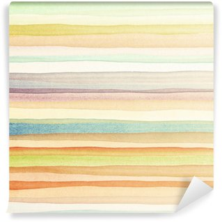 Watercolor background Washable Wall Mural