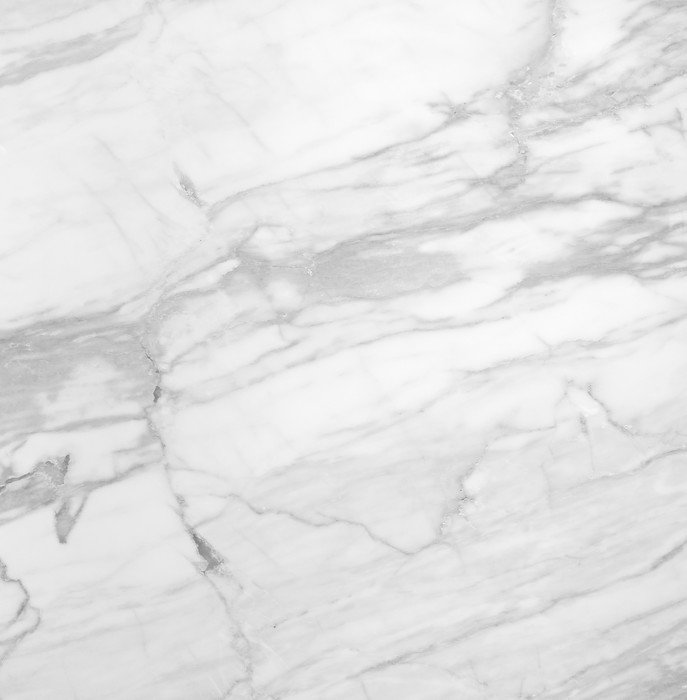 White marble high res vinyl wall mural pixers we for Marmol blanco turco caracteristicas