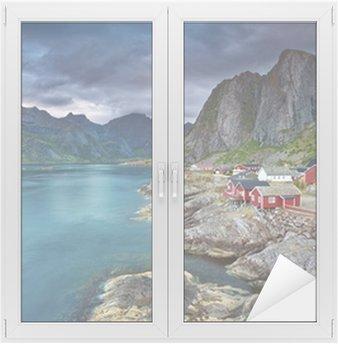 Norway. Window & Glass Sticker
