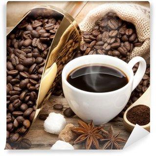 Yıkanabilir Duvar Resmi Kahve