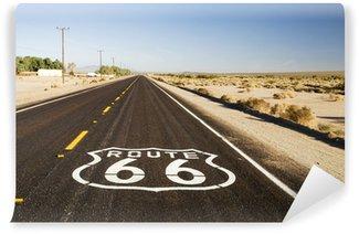 Yıkanabilir Duvar Resmi Route 66