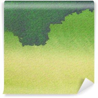Yıkanabilir Duvar Resmi Soyut suluboya arka plan tasarımı