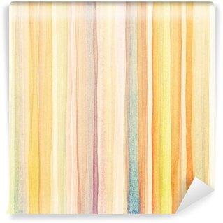 Zelfklevend Fotobehang Aquarel achtergrond.