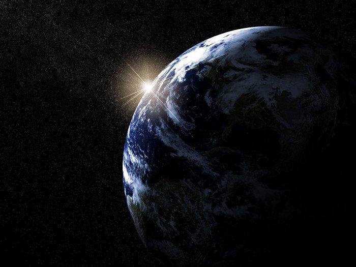 Obraz na Płótnie Ziemia - Ziemia