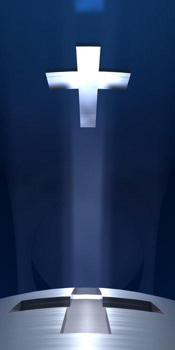 Obraz na Płótnie Zmartwychwstanie Chrystusa - Znaki i symbole