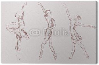 Tancerzy baletowych