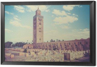 Koutoubia in Marrakesh, Morocco