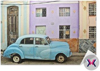 Kuba, La Habana, w podziale rocznika samochodu