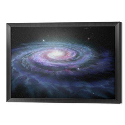 Spiral Galaxy Milky Way