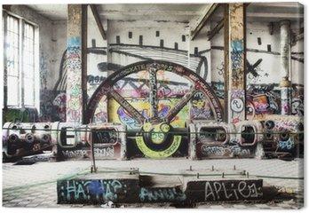 Opuszczone fabryki