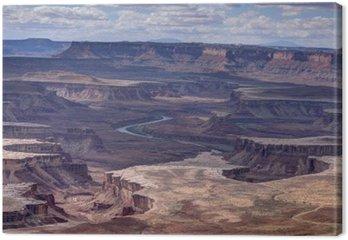 Landscape of the Canyonlads National Park