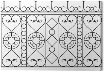 Kute bramy, drzwi, ogrodzenia, okna, kraty, balustrady projekt