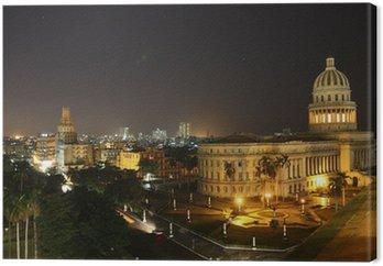 Night views. Havana. Cuba