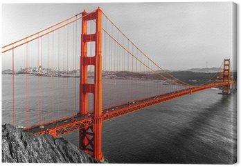 Golden Gate, San Francisco, Kalifornia, USA.