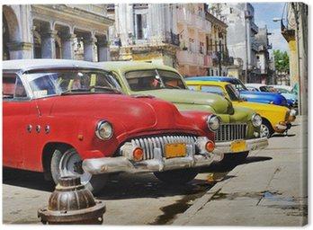 Colorful Havana cars