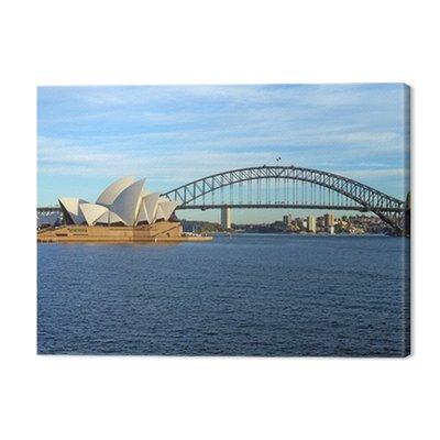 Sydney Harbour Bridge i Opera House