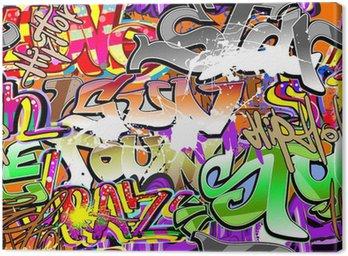 Graffiti Urban Art powtarzalne tła