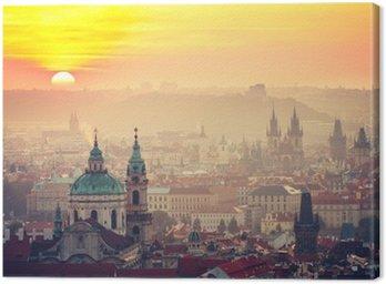 Praga na wschodzie