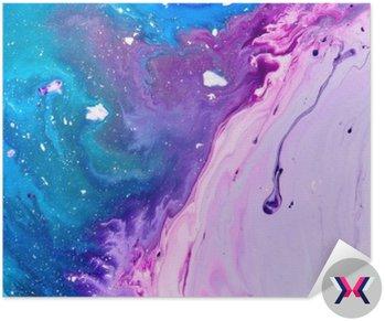 Streszczenie farby tekstury