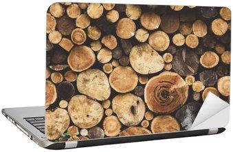 Drewno opałowe tekstury