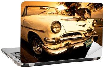 Stary amerykański samochód, Kuba