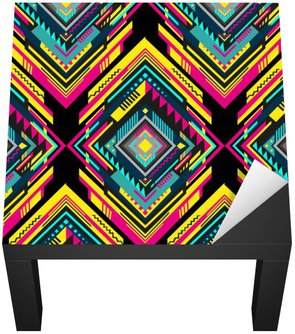 The eighties background pattern