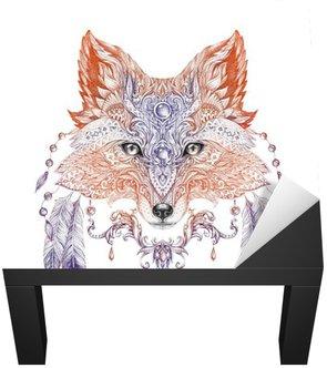 Tatuaż, Portret dzikich lisów