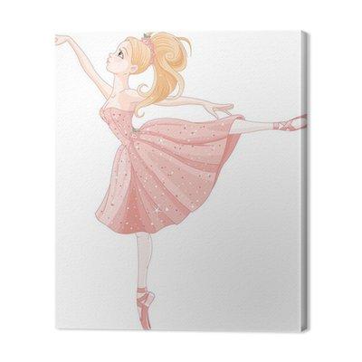 Dancing ballerina