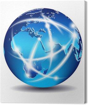 Komunikat Świat, Global Commerce - Europa, Bliski Wschód, Afri