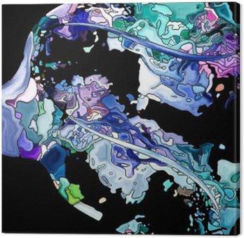 Unfolding of Self Fragmentation