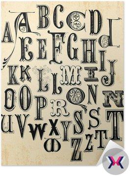 Alfabet archiwalne