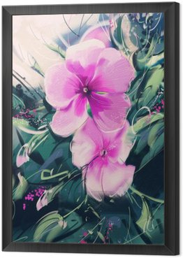 Obraz v Rámu Rostliny a květiny