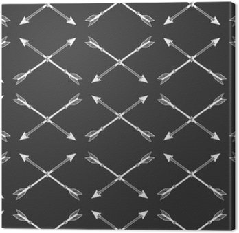 Arrows seamless pattern.