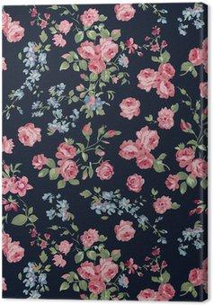 Klasyczna Róża powtarzalne tapety
