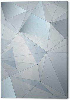Abstrakcyjny, geometria, linie i punkty