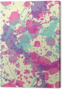 Splatter Seamless Pattern
