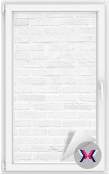 Białe tekstury grunge ceglany mur w tle