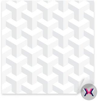 Wektor nierealne tekstury, abstrakcyjna projektowania, budowy iluzja, białe tło