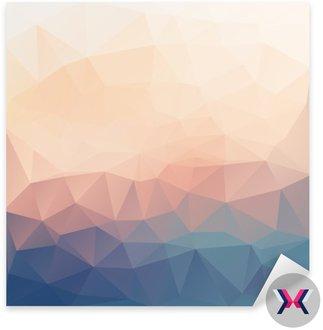 Streszczenie poligonal teksturą tle.