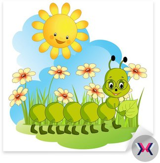Fanny Caterpillar.
